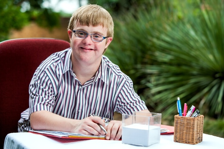 How Technology can Help Individuals with Down Syndrome